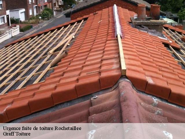 Entreprise de réparation de fuite de toiture à Rochetaillee tél: 04.82.29.35.36